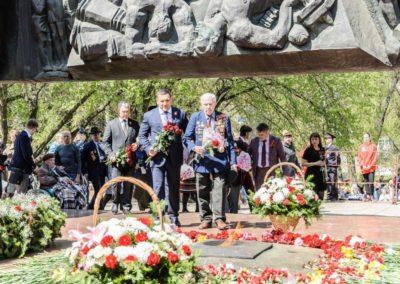 Новокузнецк Город трудовой доблести и воинской славы